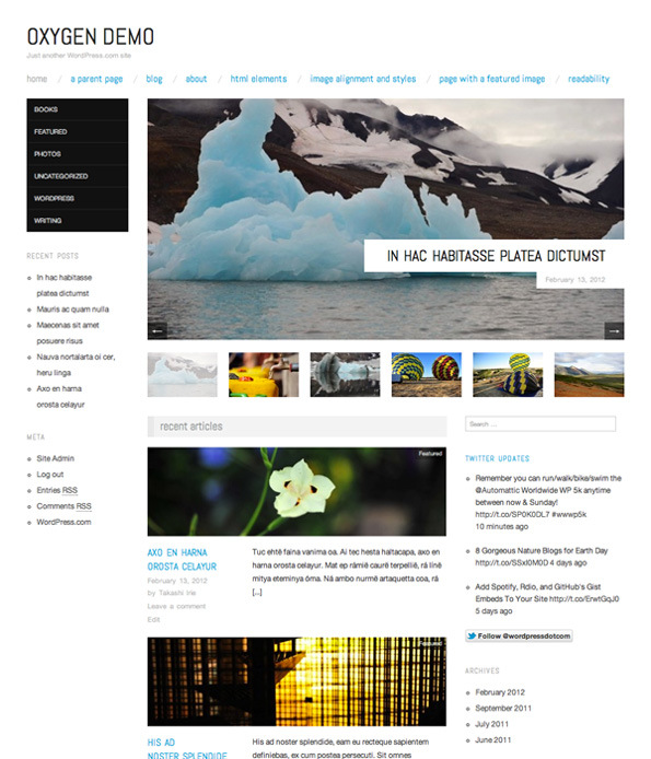 wordpress-oxygen-theme
