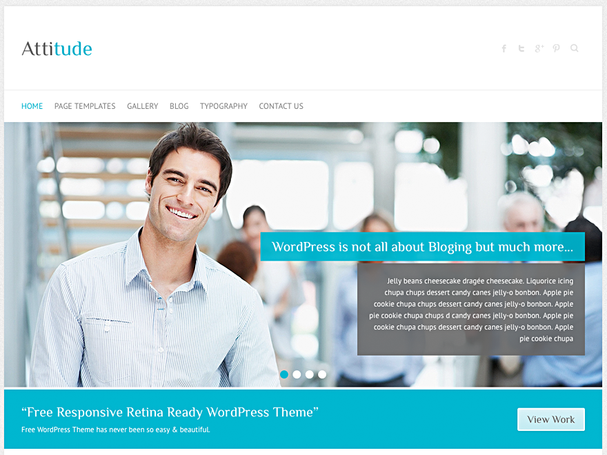attitude-wordpress-theme