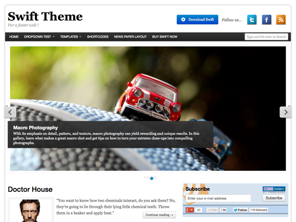 swift-wordpress-theme