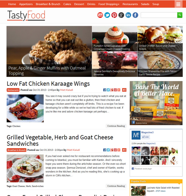 tastyfood-premium-wordpress-theme