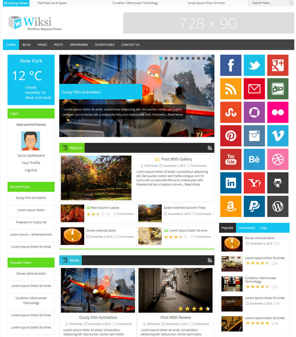 Best Premium WordPress Themes (Updated July 2014) - TIPUPDATE.COM