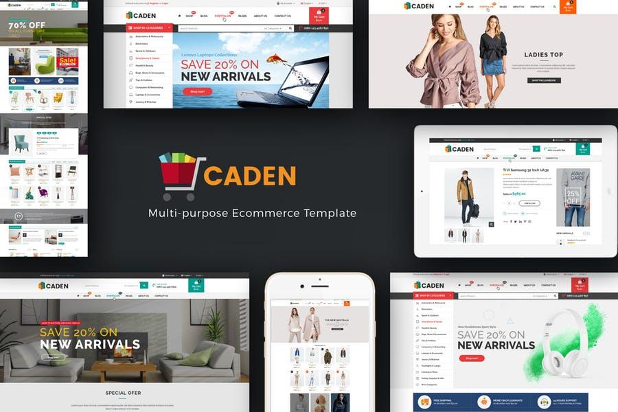 Caden---Mega-Store