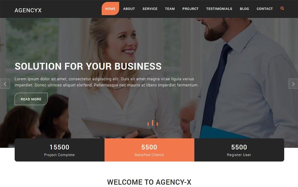 Agency X