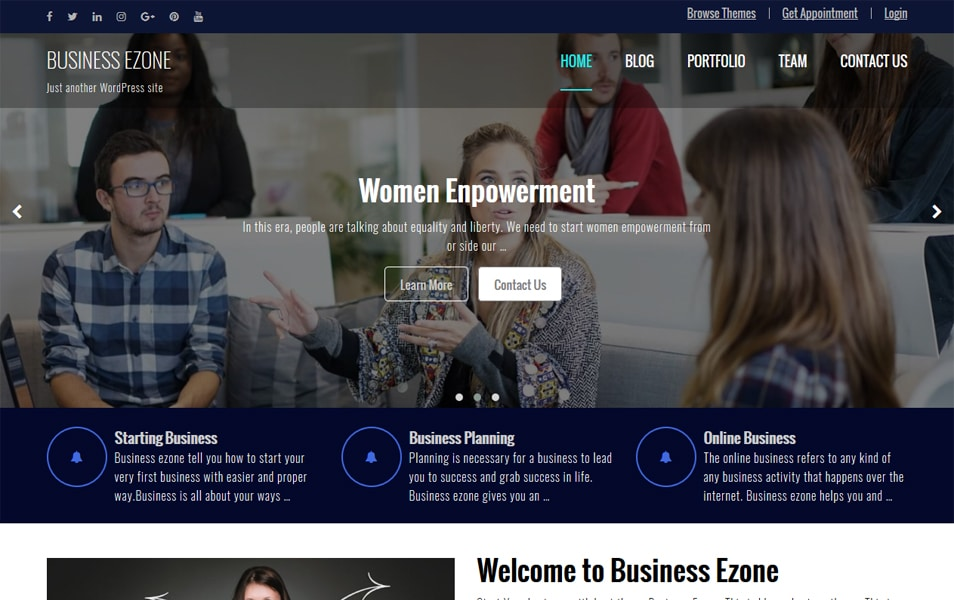 Business Ezone