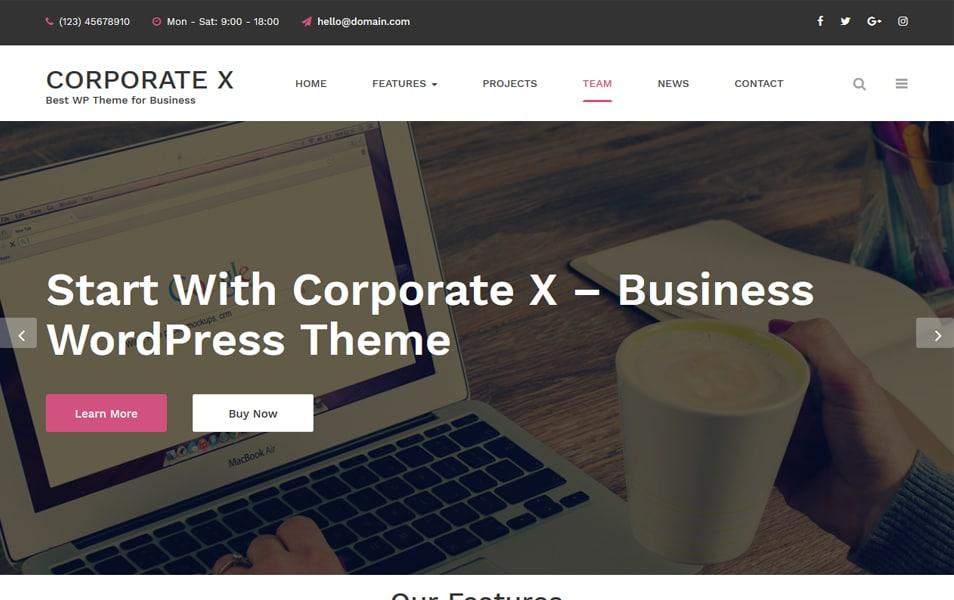 Corporate X