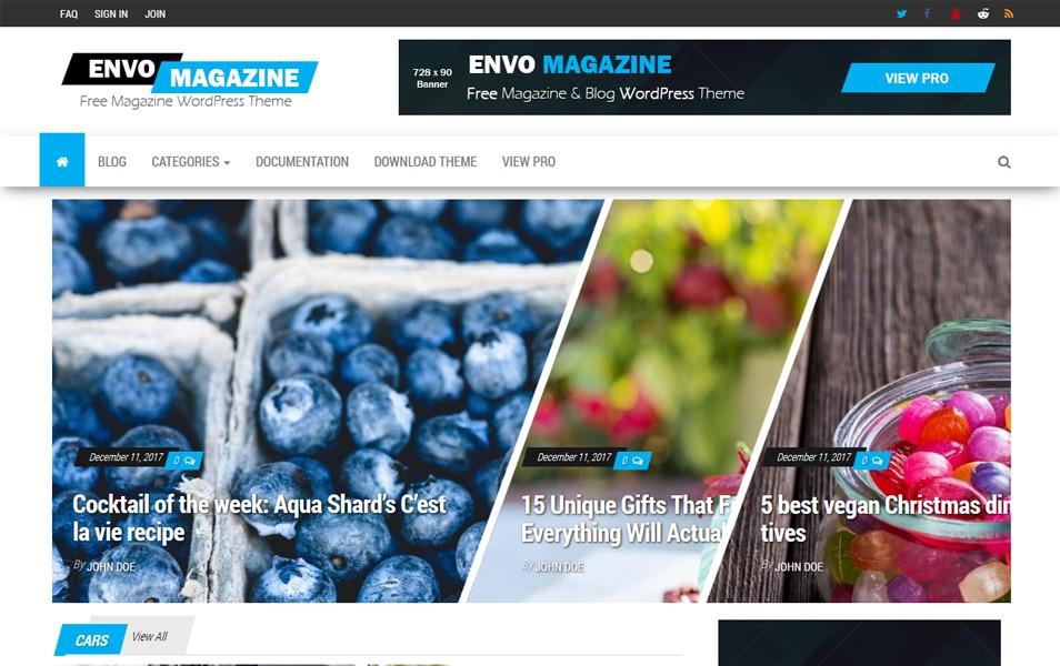 Envo Magazine