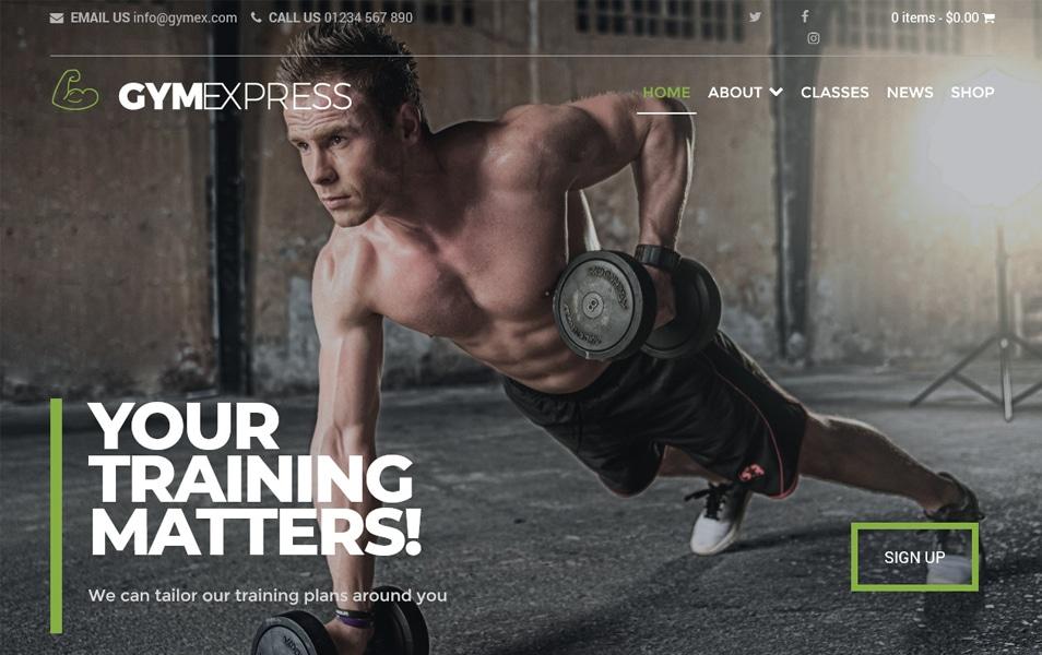 Gym Express