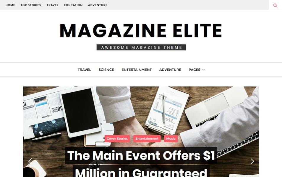 Magazine Elite