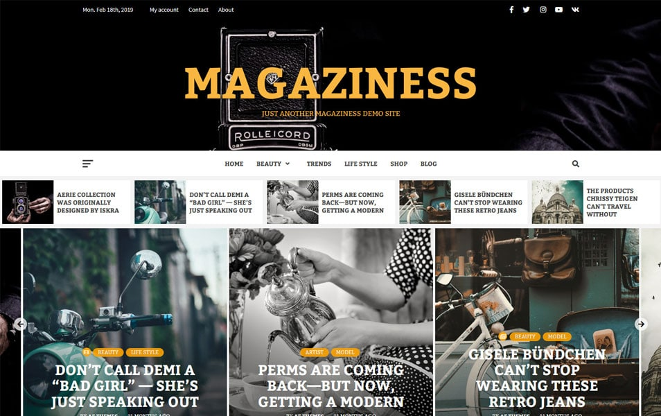 Magaziness