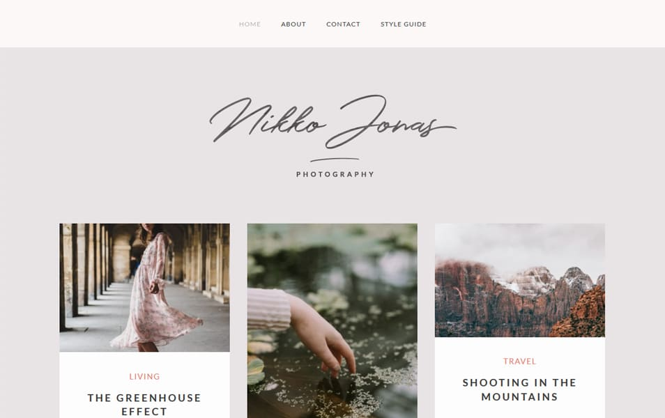 Nikko Portfolio