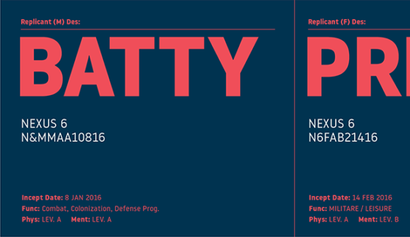 Noway Font - Preview 04