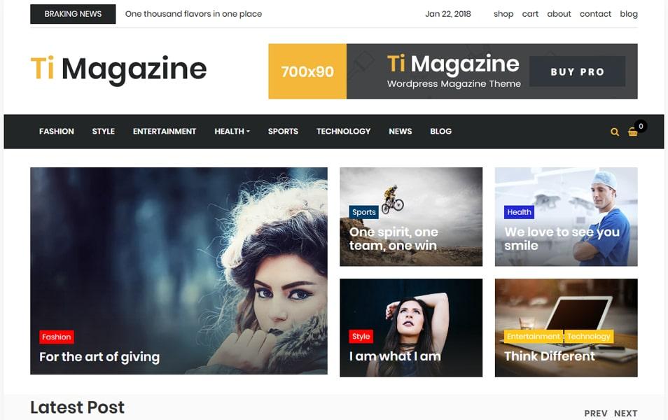 Ti Magazine