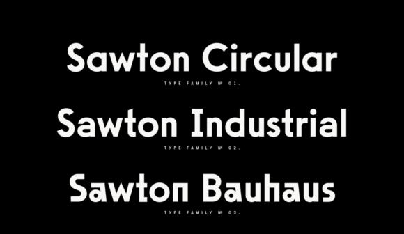 Sawton versions